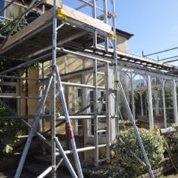 Conservatory Timber Window Repair Before